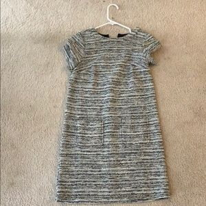 Ann Taylor Loft short dress winter
